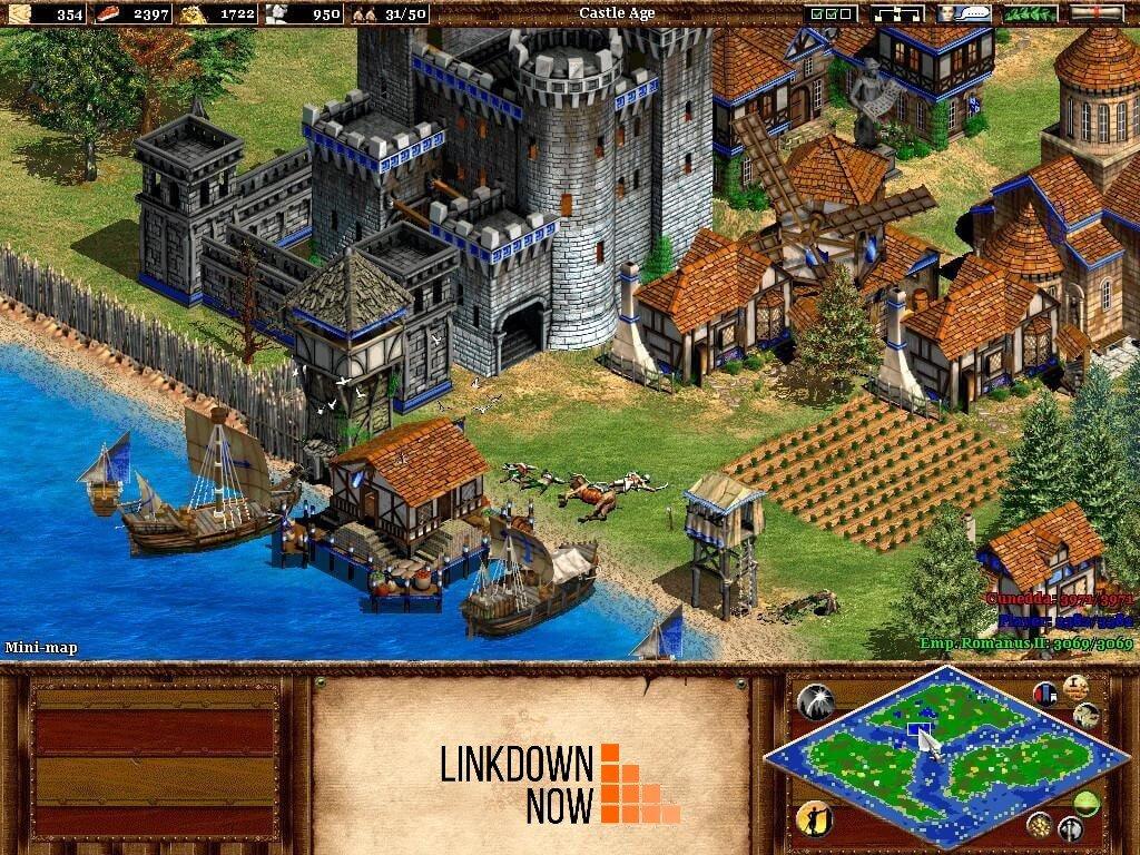 Age Of Empires AOE