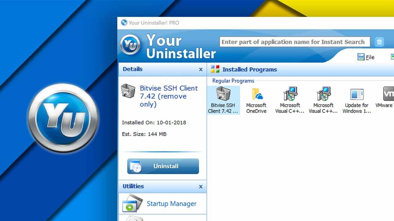 Download Your Uninstaller 7.5 Pro Full Crack