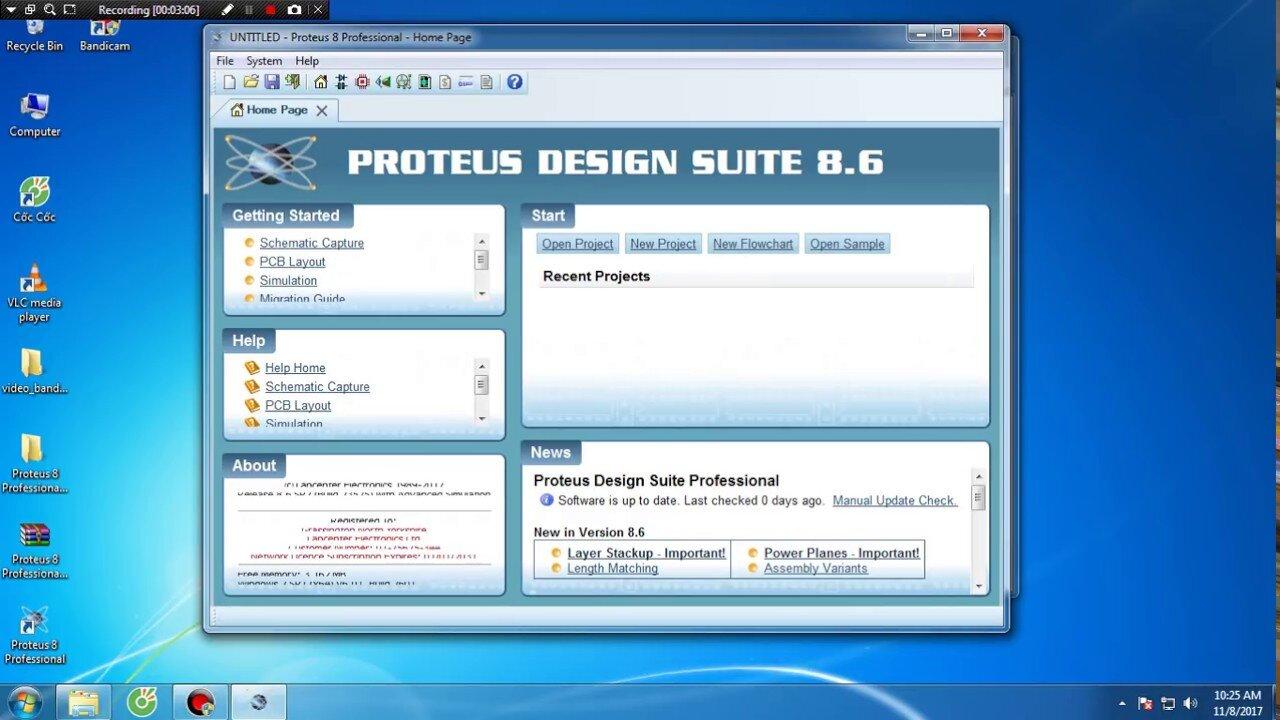 Proteus 8.6 full crack