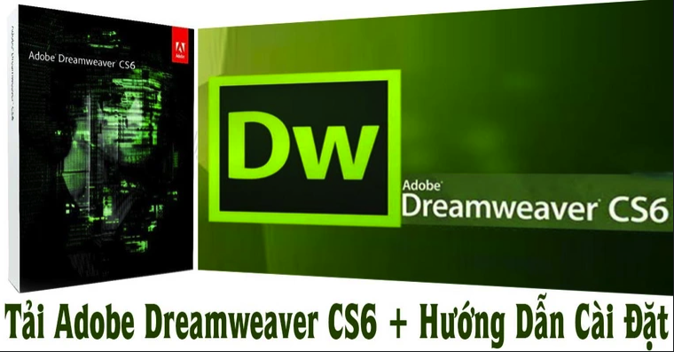 download Adobe Dreamweaver CS6 Full Crack